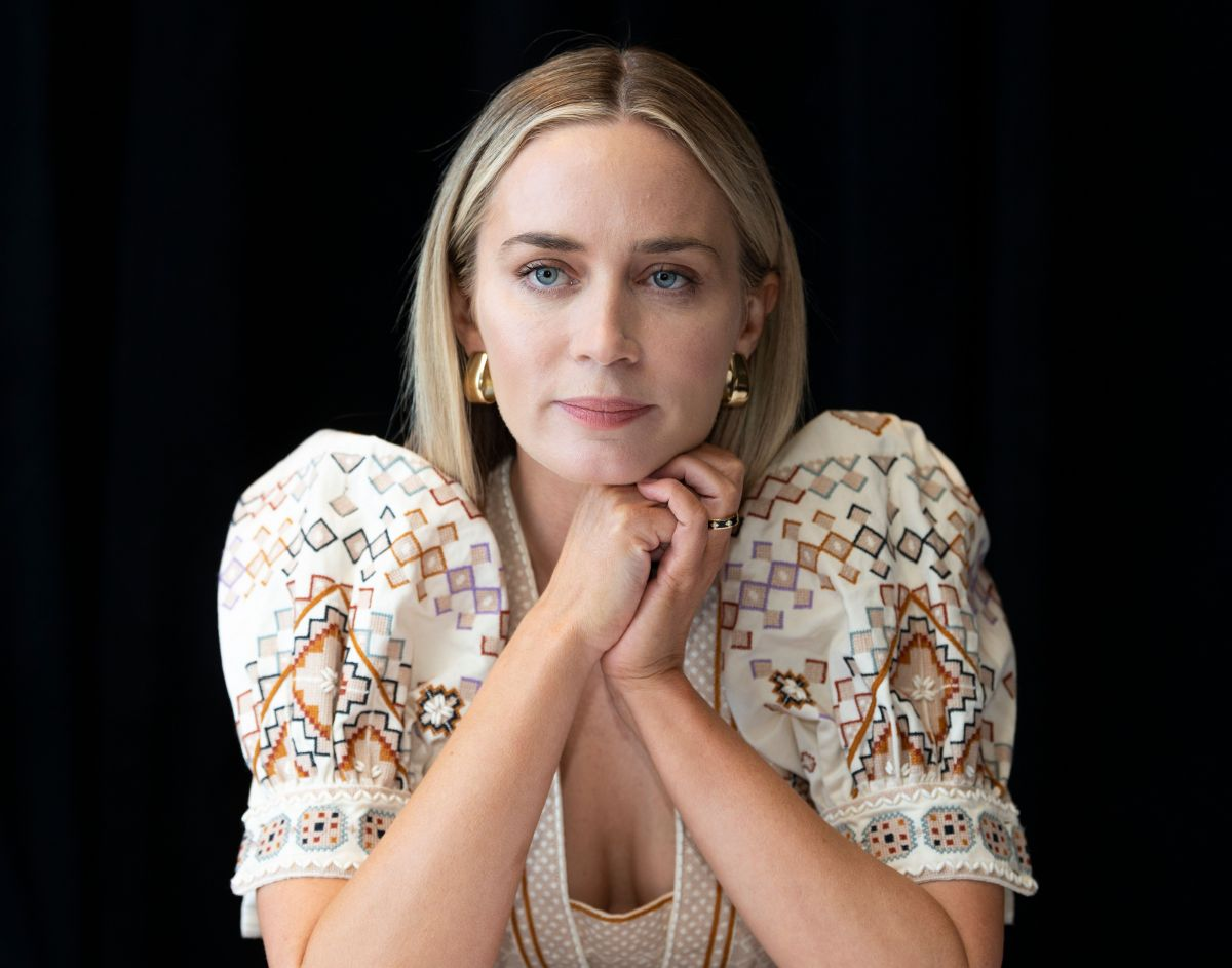Emily Blunt – A Quiet Place, Photocall in New York, March 8, 2020