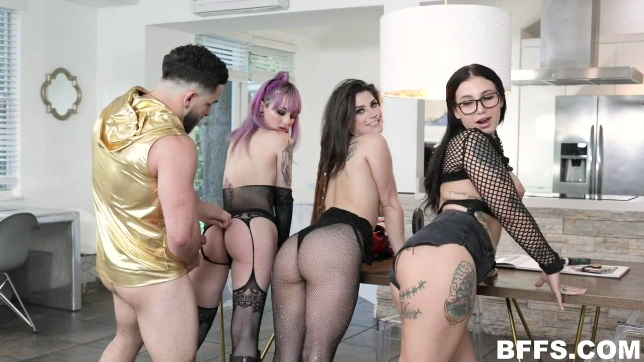 BFFS – Val Steele Indica Flower And Stella Raee Dick Jockeys